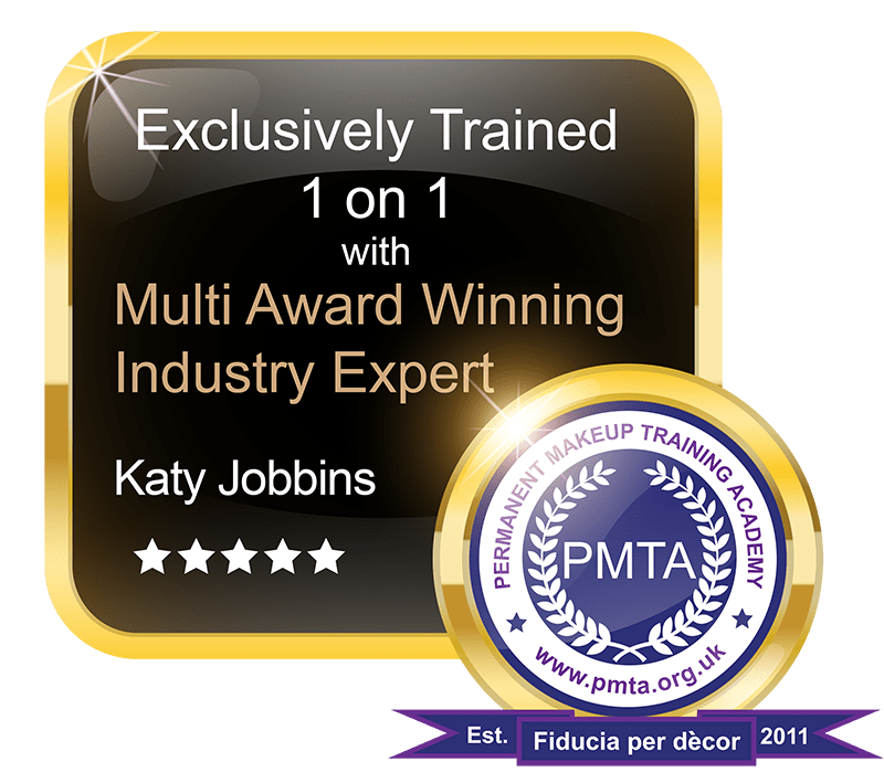 Exclusively Trained by Katy Jobbins