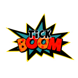 TICKBOOM-Facepainting-Logo