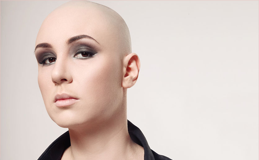How Permanent Makeup helps to live with Trichotillomania